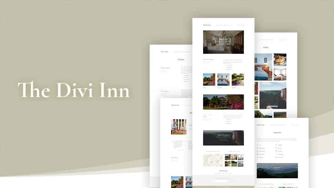 The Divi Inn Child Theme by Pee-Aye Creative