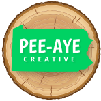 Pee Aye Creative Logo Pennsylvania Website Design